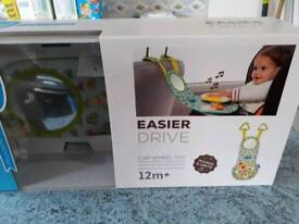 Toddlers easy drive car toy