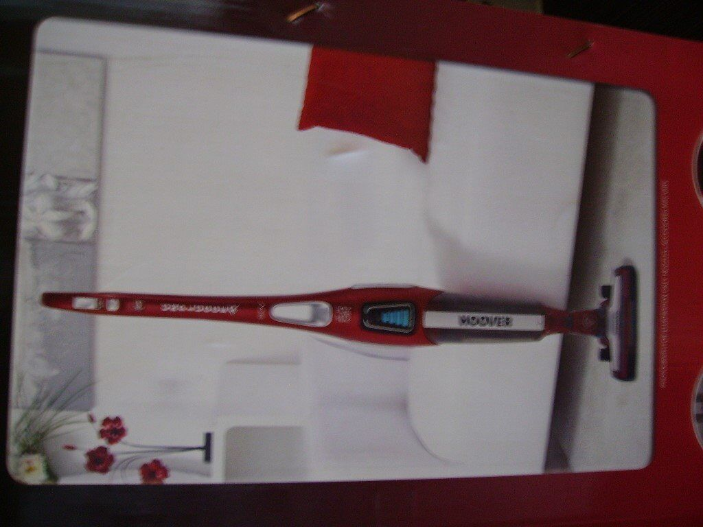hoover unplugged 30v cordless vac new in box
