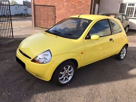 Ford KA 1.3 Zetec Climate 3 door - 2007, 12 Months MOT, 6 Service Stamps, Drives Great, Looks Great!