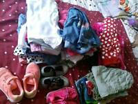 Clothes bundle for 3 years old girl