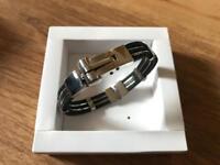 Stainless Steel mans bracelet