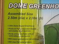 walk in dome greenhouse