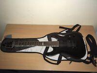 ESP LTD H-307 7-String Electric Guitar / EMG 707HZ Pickups / Locking Tuners / Gig Bag & Guitar Strap