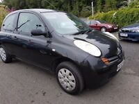 Nissan Micra 1.2 16v S + MOT FEB 17++8 SERVICE STAMPS+IDEAL FIRST CAR+3 MONTH WARRANTY INCLUDED