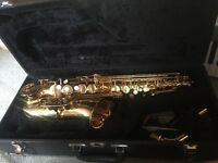 Jupiter alto saxophone in great condition - £400