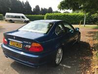 Bmw 3 series 328ci £2000
