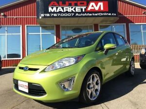 2011 Ford Fiesta SES, Alloys, Leather, WE APPROVE ALL CREDIT
