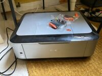 Canon MP640 All-in-One Inkjet Printer with cartridges