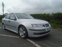 06 saab 93 1.9 tidi vector sport t diesel silver 150 b h pwr very clean full mot value