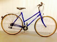 Holdworth Reynold tubing 18 speed Mint condition Fully serviced