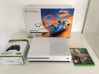 *Boxed* XBOX One S 500GB with Controller & Destiny Collection Edition