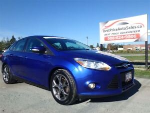 2013 Ford Focus SE! HEATED SEATS! AUTO! CERTIFIED!