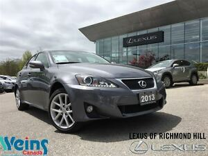2013 Lexus IS 250 AWD/EXECUTIVE PKG/NAV