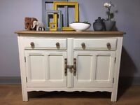 Hand Painted Ercol Sideboard Farrow & Ball