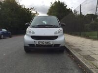 Smart FORTWO Pulse MHD Automatic,£20tax p/x,service,nearly a year MOT,very low mileage&economical.