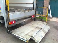 tail lift for lorry box