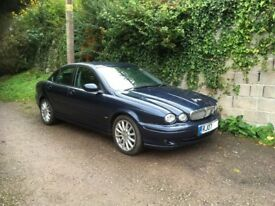 Jaguar X type 2.2s