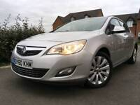 vauxhall astra 1.6 i vvt 16v exclusive Px swap