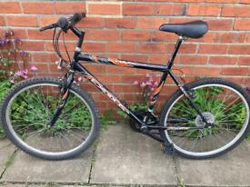 Adults Excodus Havoc Good Working Condition 26 Inch Wheels 19 inch Frame 12 Speed Gears