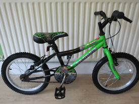 "BOYS 16"" WHEELED BIKE IN EXCELLENT CONDITION...""PROBIKE T-REX..EXCELLENT CONDITION."