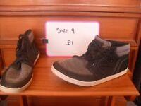 Selection of men's shoe's