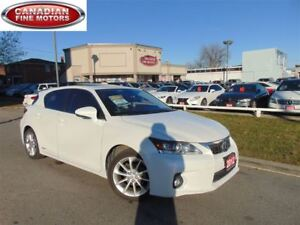 2012 Lexus CT 200h LEATHER ROOF