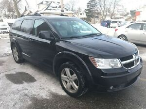 2009 Dodge Journey 7 SEATS - NO ACCIDENT - CERTIFIED