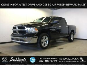 2017 Ram 1500 SLT 4x4 - Bluetooth, Trailer Tow Pkg, A/C, Painted