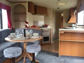 cheap static caravan for sale in wales with indoor swimming pool and facilities