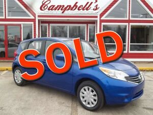 2015 Nissan Versa NOTE 1.6 SV!! HATCHBACK!!YES AUTOMATIC!!