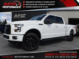 2015 Ford F-150 FX-4 CUIR GPS FULL Mags 20'' - Lift kit - ETC!!