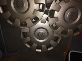 "for wheels Vectra Astra 16"" hubs trims x 4 only"