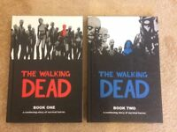 The Walking Dead Book 1 and 2 (Walking Deads first 24 issues)