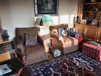 Luxury Matching Armchairs