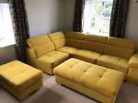 MONZA - a spacious and comfortable sofa-bed. Delivery available