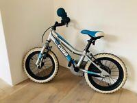 Boys Bike Blue Cuda