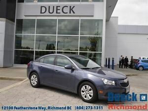 2014 Chevrolet Cruze 1LT  BC Vehicle - ONE Owner