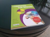 COMPUTING FOR SENIORS: For The Over 50s. In easy steps. In Good Condition. Collection Only