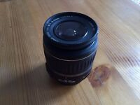 Canon EFS 18-55 mm camera lens. Autofocus does not work, manual works fine.