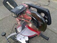 MITRE CHOP SAW REXON 1300W 240V