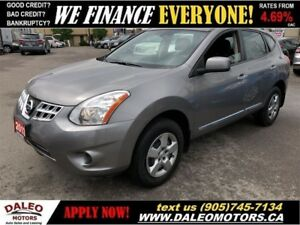 2013 Nissan Rogue S | AWD | 82KMS! | BLUETOOTH