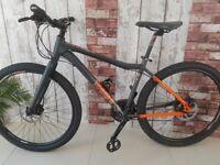 Voodoo Marasa. Excellent Condition. Hydraulic Brakes. Hybrid Bike. 18 Inch Frame