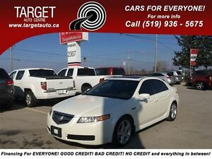 2006 Acura TL Leather, Roof, Navi Sharp Looking Car and More !!!
