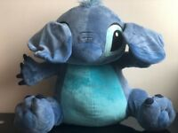 Stitch - Disney Store Medium Soft Toy