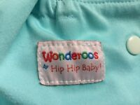 Wonderoos washable nappies and accessories