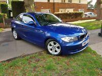 2010 BMW 120d ES 2.0 Diesel 2dr Coupe Blue
