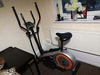 York fitness cycle cross trainer aspire 2in 1.