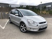 Ford S-Max 2.0 TDCi Titanium 7 Seaters Full service history