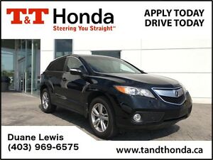 2015 Acura RDX Tech Pack*Navi, Rear Camera, Sunroof, Leather