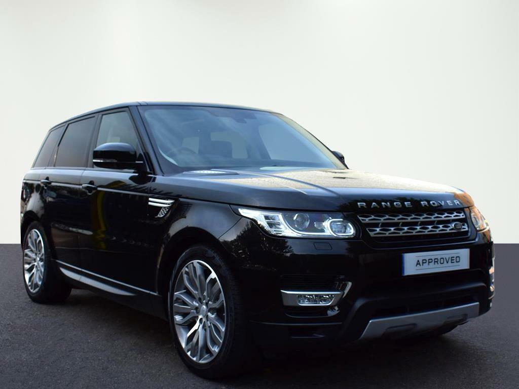 land rover range rover sport sdv6 hse black 2013 11 12 in chelmsford essex gumtree. Black Bedroom Furniture Sets. Home Design Ideas